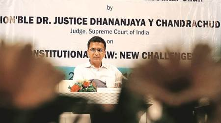 justice chandrachud, justice chandrachud on tech regulation, justice on tech regulation, technology, technology outpaced lawmakers, indian express