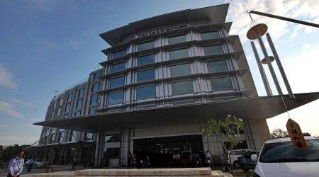 jw marriott fined, jw marriott chandigarh fined, jw marriott rahul bose, rahul bose bananas, marriott hotel fined, excise duty violations, chandigarh news, indian express news