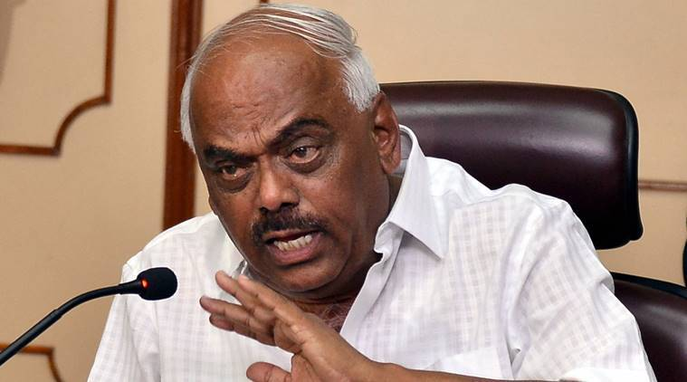 karnataka political crisis, karnataka speaker, k r ramesh kumar, karnataka crisis, karnataka speaker k r ramesh kumar, karnataka mlas resign, karnataka mla resignation, karnataka congress, congree jds government, karnataka government, karnataka congress, congress rebel mlas, indian express
