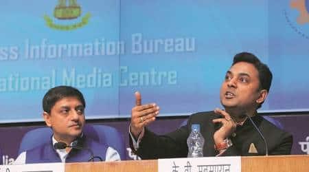 K V Subramanian, Economic Survey 2019, Chief Economic Adviser, Arvind Subramanian, ex-CEA of India, Indian economy, India GDP growth, Business news, Indian Express