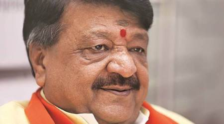 Kailash Vijayvargiya, Article 30, Article 30 constitution, Article 30 A, Madhya Pradesh coronavirus updates, what is Article 30, indian express