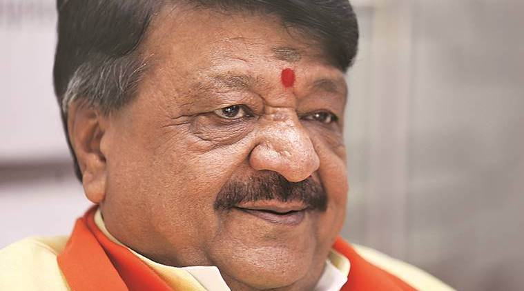 kailash Vijayvargiya, kailash Vijayvargiya on Son akash, kailash Vijayvargiya on akash Vijayvargiya case, Akash Vijayvargiya assaults official, BJP, India news, indian express