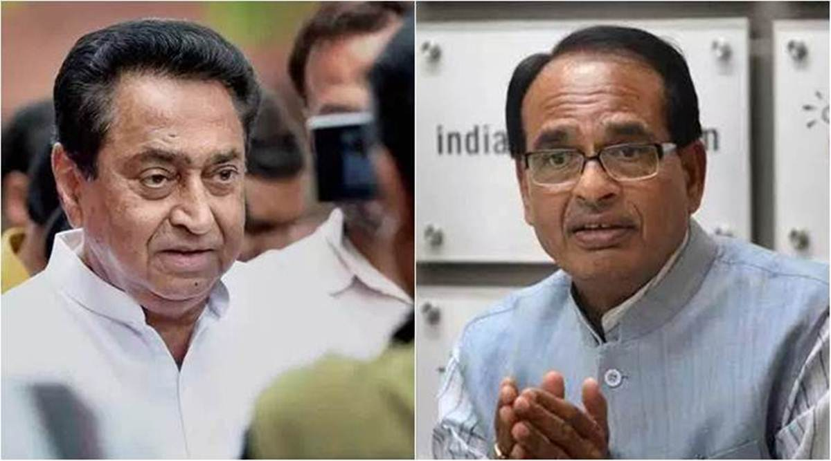 Kamal Nath, Shivraj Chouhan trade barbs in MP Assembly over using ...
