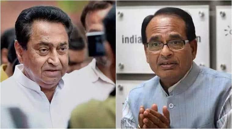 Madhya Pradesh, Kamal Nath, Shivraj Chouhan, Kamal Nath hiring planes, Madhya Pradesh BJP, Madhya Pradesh Congress, Indian express
