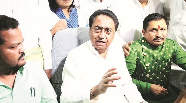 BJP should spell out whether it believes in Gandhi or Godse: Kamal Nath