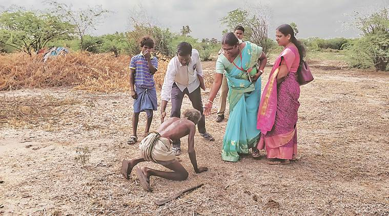 Rescued from bonded labour, Kancheepuram's Kasi still in fear