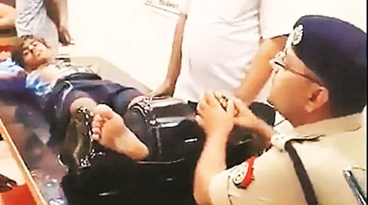 shamli sp kanwar, shamli sp Kanwar massage, Shamli SP, SP Ajay Kumar Pandey, kanwar yatra