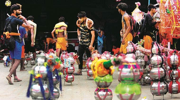 Kanwar Yatra: Haridwar to Delhi — The 4-crore march