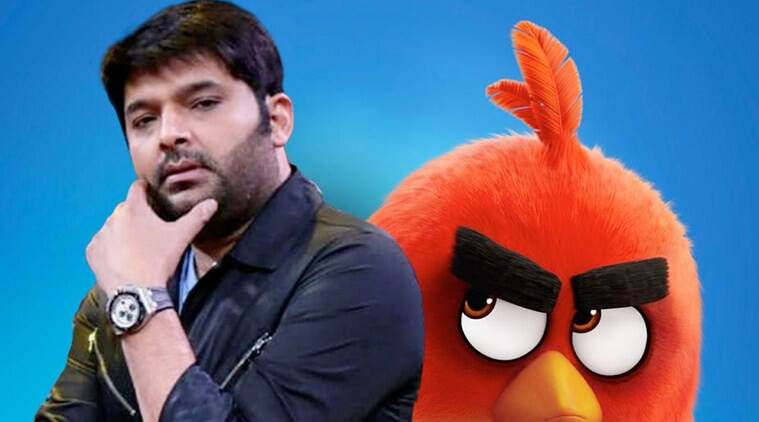kapil sharma angry birds movie