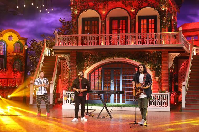 The Kapil Sharma Show: A musical night with Sukhwinder, Jubin and