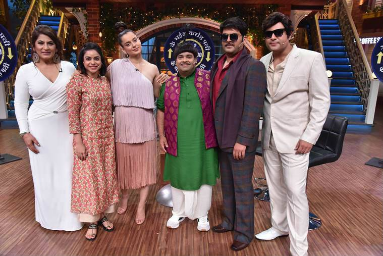 Kangana Ranaut kapil sharma show