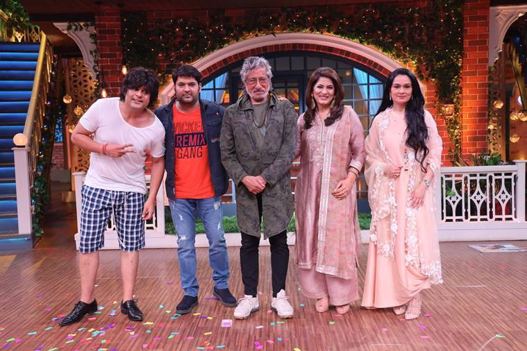 The Kapil Sharma Show preview: Family of Thakurganj cast and