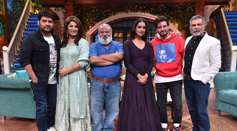 The Kapil Sharma Show: Family of Thakurganj cast and Shakti