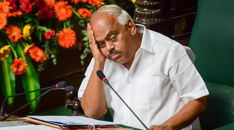 BJP mulling no-confidence motion against Speaker, JDS rules out supporting Yediyurappa govt