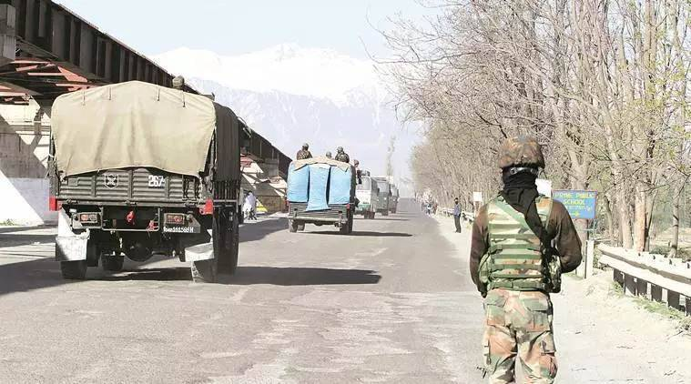 jammu and kashmir miltants, jammu and kashmir militant encounter, j&k milatnts killed in 2019, j&k militancy, j&k militants, jammu kashmir violence, indian express