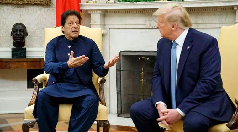 Trump on Kashmir, Trump Imran Khan meeting, Imran Khan  us visit, India Pakistan ties, Kashmir conflict, Kashmir crisis, Narendra Modi, Imran Khan, Pakistan, US