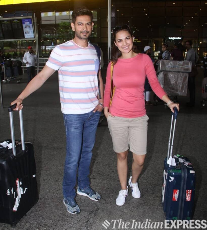 Keith Sequeira, Rochelle Rao
