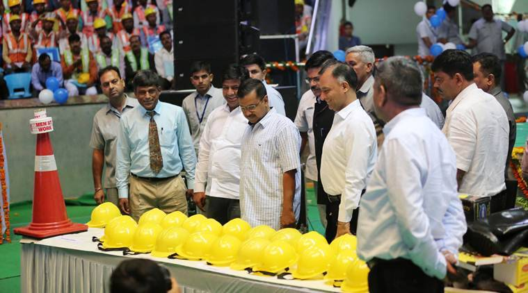 Delhi: Bid to end sewer deaths, CM Kejriwal says free safety kits will be handed out