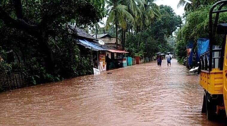 Heavy rains lash Kerala as southwest monsoon gains strength
