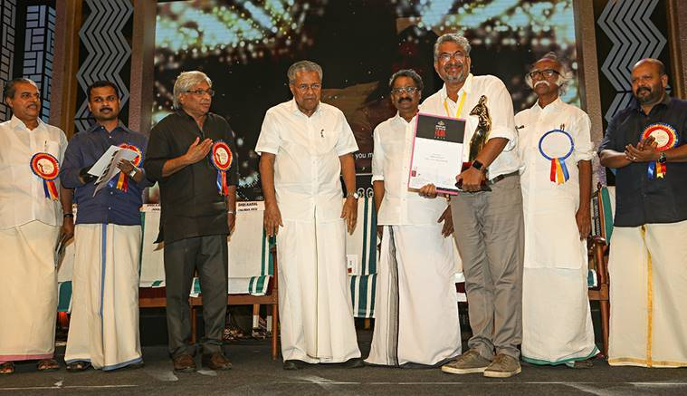 Kerala State Film Awards 2019 The Full Winners List Entertainment News The Indian Express