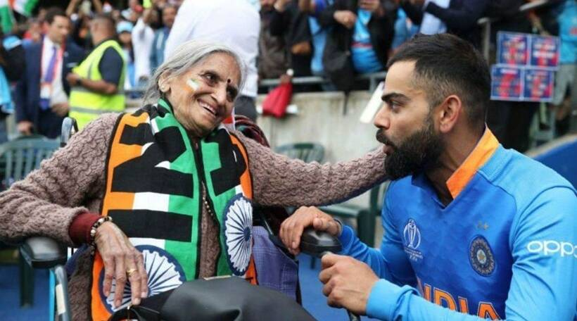 Team India superfan, Pepsi 'swag star' Charulata Patel passes away