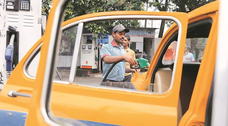 Kolkata: Jump in petrol, diesel prices fuels anger among transporters; protest brews