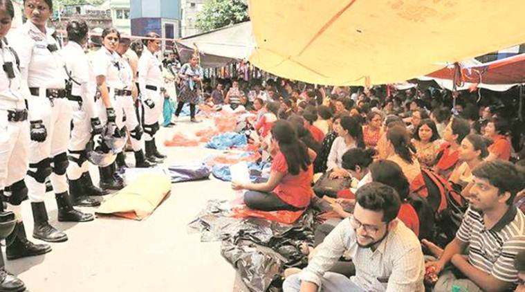 nrs hospital, nrs doctors strike, nrs doctor assault case, sealdah court, west bengal news