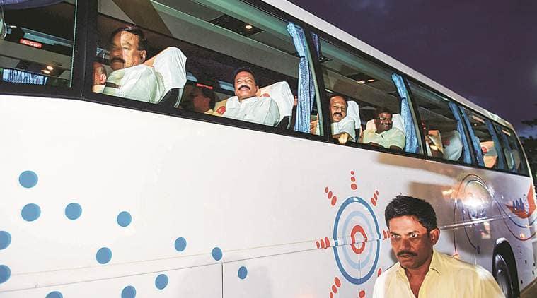 karnataka, karnataka crisis, karnataka coalition, congress jds, karnataka cabinet reshuffle, karnataka mlas, MLAs H Nagesh, karnataka mlas resign
