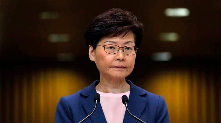 Hong Kong, Hong Kong extradition bill protests, Hong Kong China protests, Extradition Bill protests, Carrie Lam