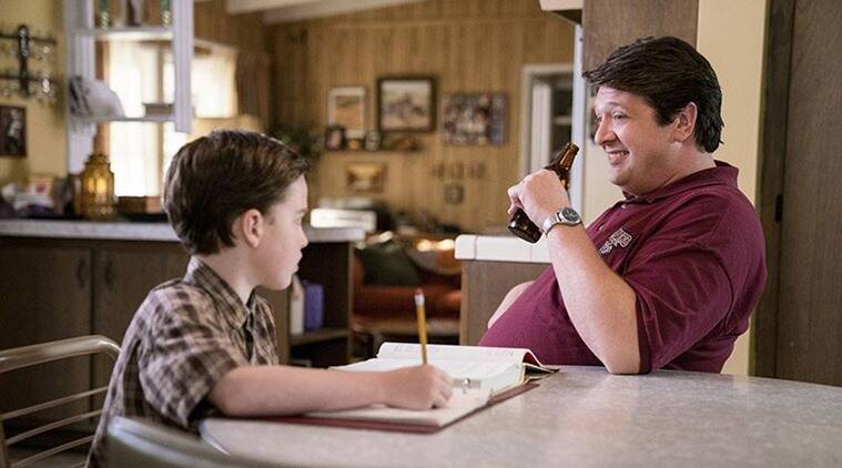 It's a wonderful ride: Lance Barber on playing Sheldon Cooper's father