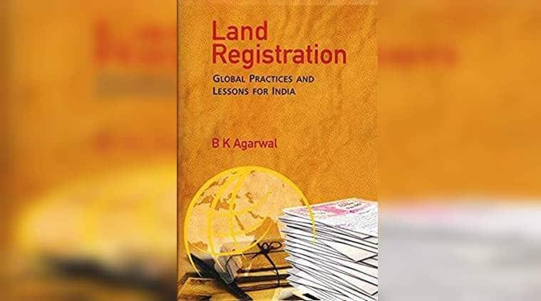 land registration, land registration book review, land registration book review, land registration book review, indian express, indian express news