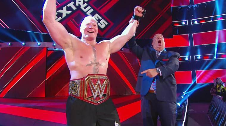 WWE Extreme Rules Results: Brock Lesnar cashes in, Undertaker, Roman Reigns defeat Shane McMahon and Drew McIntyre