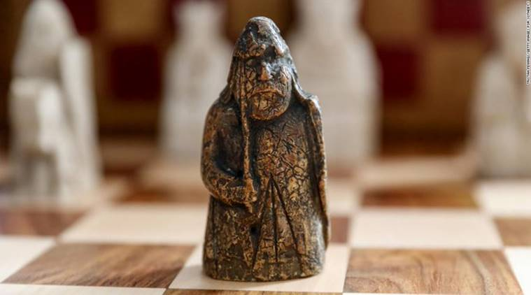 Viking chess piece sells for more than $1.38 million at auction