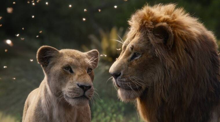 lion king featurette