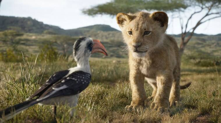 The Lion King box office collection Day 1