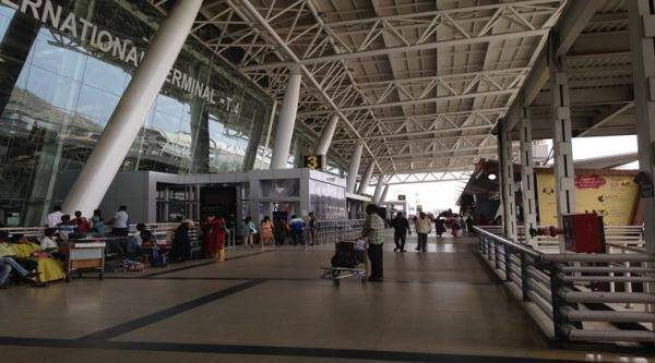 Chennai International Airport, Chennai