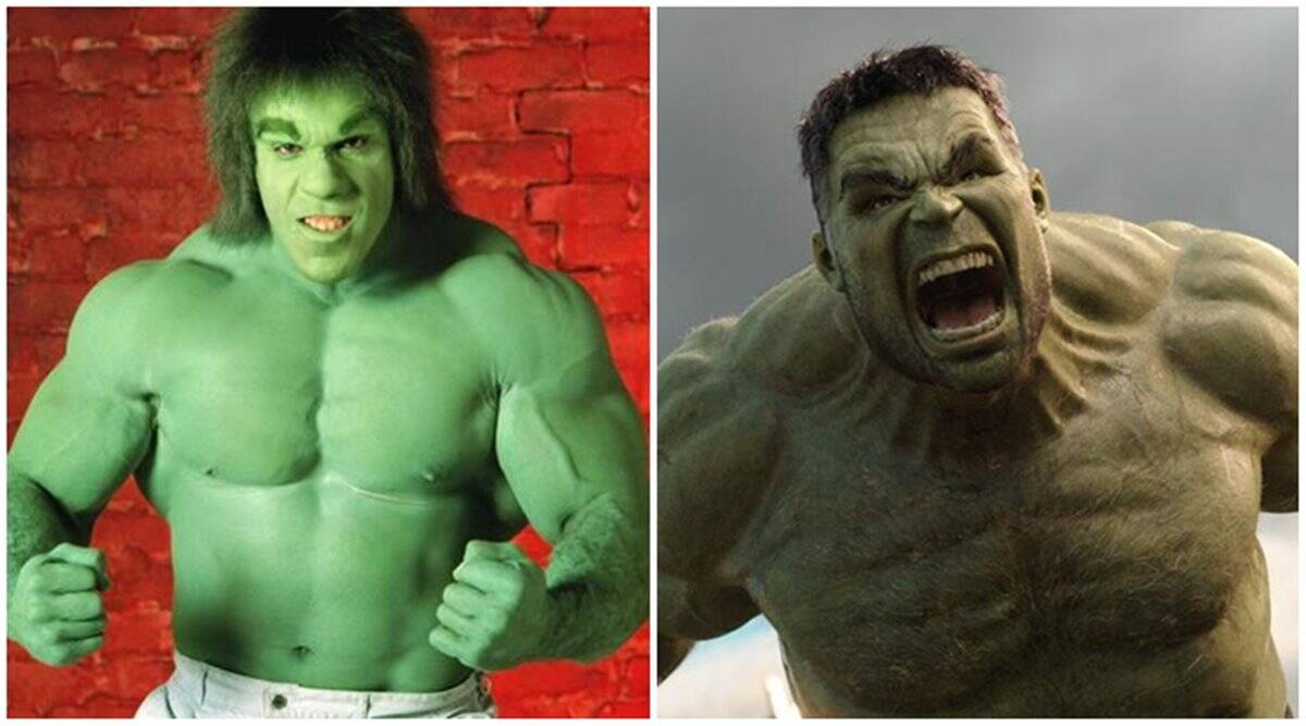 Can T Take Mark Ruffalo Seriously As The Hulk Lou Ferrigno Entertainment News The Indian Express
