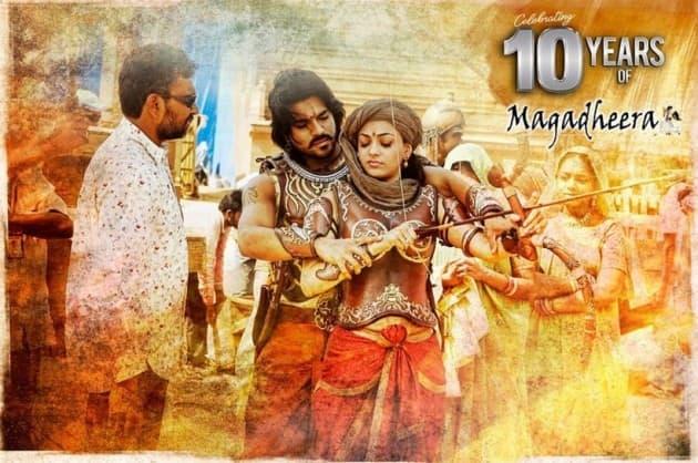 10 years of magadheera