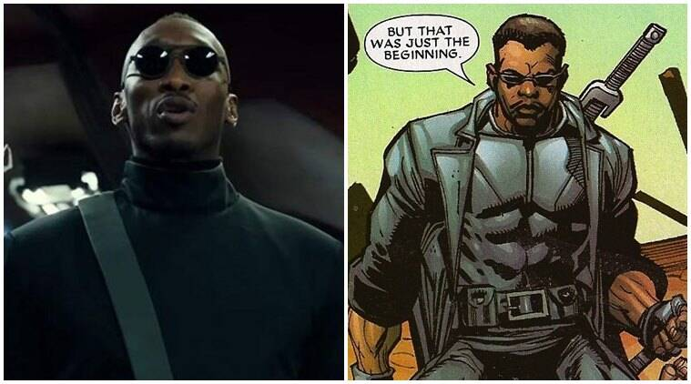 Who is Blade?