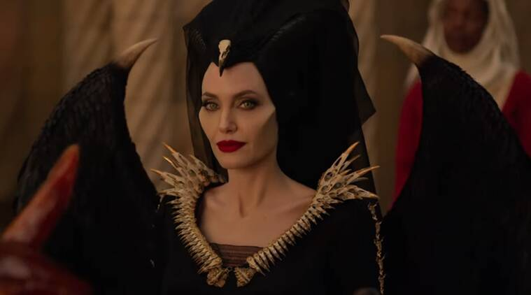Maleficent Mistress Of Evil Trailer Angelina Jolie And