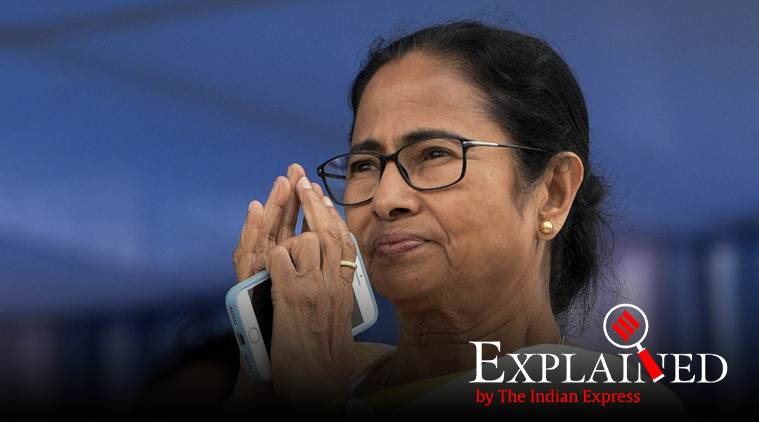 mamata banerjee, west bengal chief minister, chief minister mamata banerjee, kolkata professor tmc beat up, mamata banerjee apologise professor, kolkata professor, west bengal bjp, indian express news
