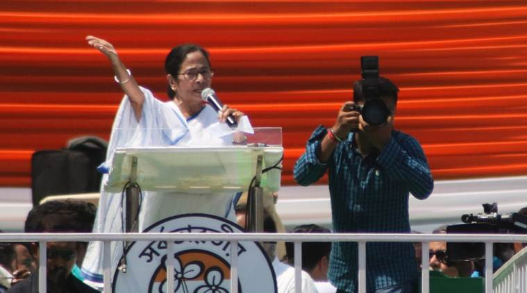 West Bengal CM Mamata Banerjee says train services curtailed, Railways rejects charge