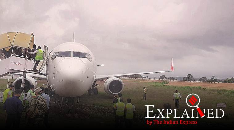 Mangaluru, Mangaluru international airport, mangaluru airport, mangalore, mangalore aiport, aircraft skids, aircraft clash, plane crash, Air India Express flight IX 384, indian express