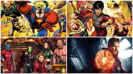 Marvel Cinematic Universe upcoming movies