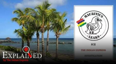 Mauritius leaks, black money, tax evasion, Mauritius, ICIJ, Religare, tax, tax haven, offshore black money, Swiss Leaks, Panama Papers, Paradise papers, Mauritius tax haven, Indian Express, Express Investigation,