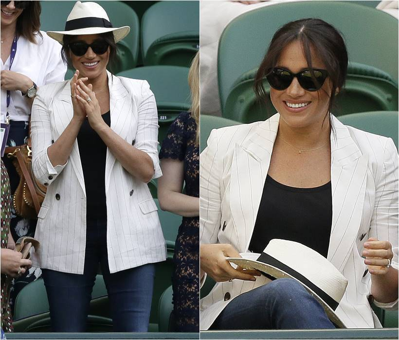 Wimbledon 2019: A Look At Who Wore What At The Tennis
