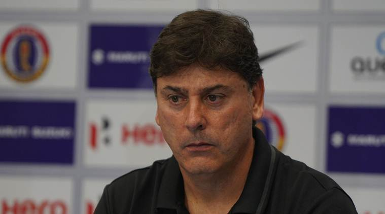 Alejandro Menendez steps down as East Bengal head coach citing personal reasons
