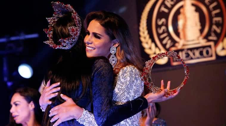 Miss Trans Beauty Mexico 2019, indianexpress.com, indianexpress, Ivanna Cázares, Miss Colima, indianexpress, AP,