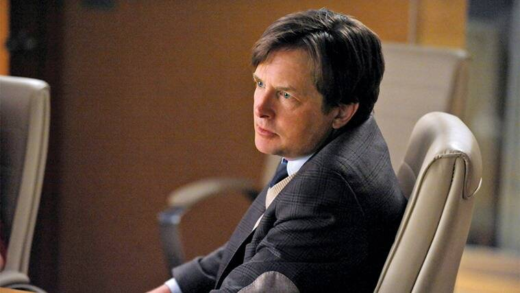 Michael J Fox the good wife