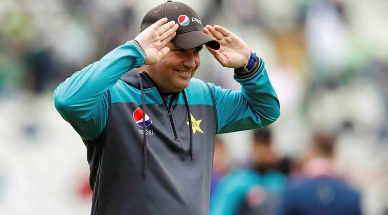 Pakistan's Arthur desperate for a shot at World Cup glory